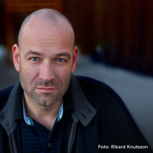 Porträtt: Stefan Blomberg forskare och psykolog.